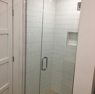 Glass Shower Montreal