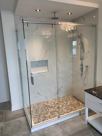 Hydroslide Glass Shower Montreal