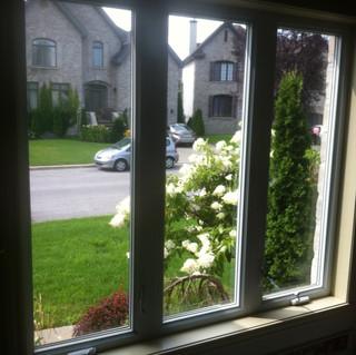 Thermo Glass Window