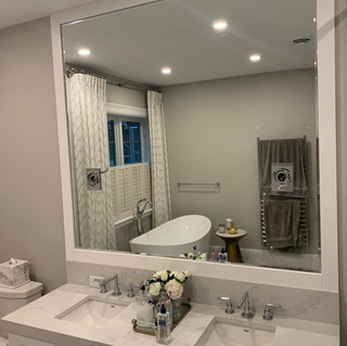 Custom mirror Montreal