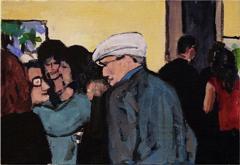 When Hockney met Molly