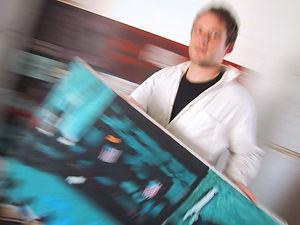 Jason Gibilaro studio