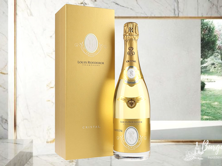 New Release: 96pts WA Louis Roederer Cristal 2013 at HK$1,500/Bt+