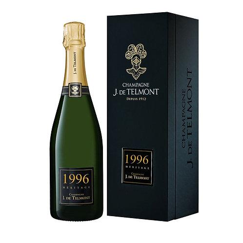 Heritage (Gift-box) 1996 | J. de Telmont (1*75cl)