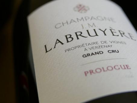 A Grand Cru Champagne at Only HK$260/Bt! J.M. Labruyère Prologue Grand Cru Brut NV