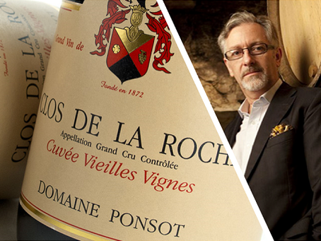 PONSOT Selections: Clos de la Roche 2008, Chambolle-Musigny Les Charmes 2014 and A Special 2013 OWC
