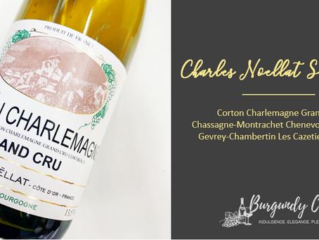 Charles Noellat Grand Cru & 1er Cru Selection from HK$390/Bt: Corton-Charlemagne, Chenevottes & Caze