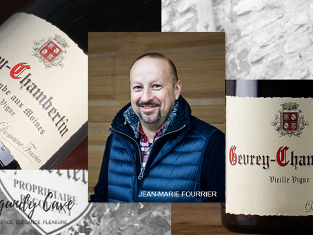 Our Latest Domaine Fourrier 1er Cru and Village Selections from HK$900 Per Bottle+