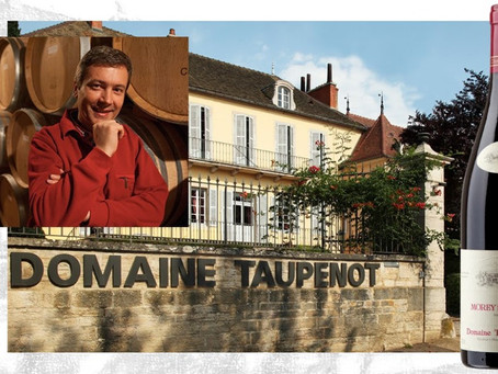 94pts Decanter, Domaine Taupenot-Merme Morey-St-Denis Rouge 2014 at Only HK$375 Per Bottle