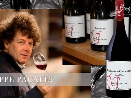 """""""Incredible Complexity"""" Philippe Pacalet Grand Cru & Village Selections from Just HK$900/Bt+"""