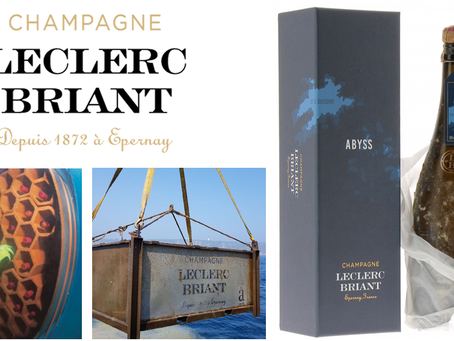 2015 Leclerc-Briant 'Abyss' Brut Zero at Special Price of HK$1,590/Bt