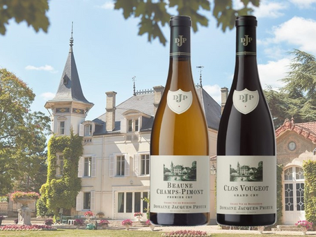 Jacques Prieur Beaune Champs-Pimont 1er Cru 2017 and Clos Vougeot Grand Cru 2014 at Special Prices!