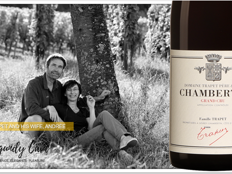 """""""Excellent Volume & Power"""" 1999 Trapet Chambertin Grand Cru, Only 6 Bottles Available!"""