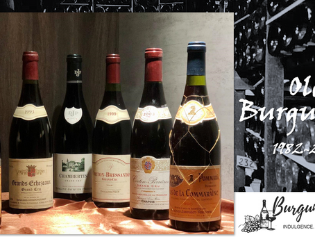 Instock Now: Old Red Burgundies Dating Back to 1982-2009 Incl. Bouchard, Faiveley, Potel, Jacques Pr