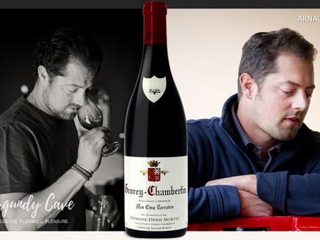 In-Stock Now! Denis Mortet Gevrey-Chambertin and Mes Cinq Terroirs at Special Prices, and Other Sele