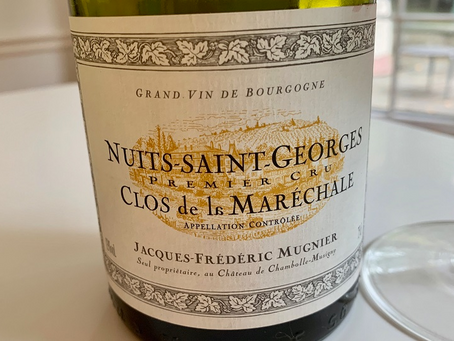 JF Mugnier NSG Clos Marechale 2013 at Just HK$730/Bt and Other Selections