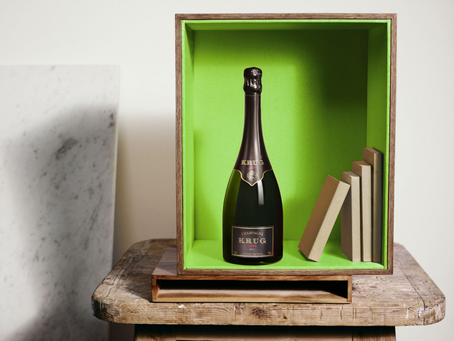 "Back in Stock! Krug Vintage 2004, 97pts+ ""Absolutely Mesmerizing"" Antonio Galloni"