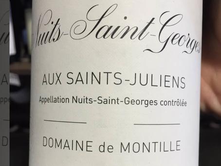 90-92pts De Montille Nuits-St-Georges St Juliens 2018 from HK$330/Bt Only
