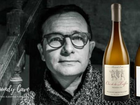 Benoit Ente Puligny-Montrachet Clos de la Truffiere 1er Cru 2017 and Chassagne-Montrachet Houilleres
