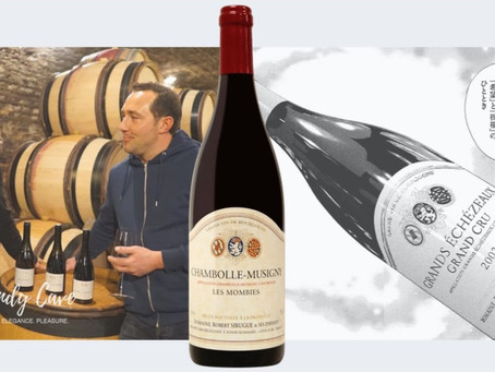 Don't Miss! Robert Sirugue Chambolle-Musigny Les Mombies 2018 at HK$550/Bt+
