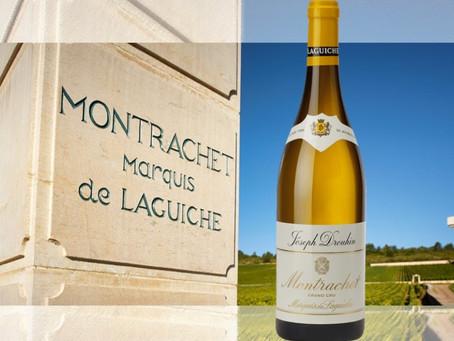 94-95pts Joseph Drouhin Montrachet Marquis de Laguiche Grand Cru 2017 from HK$3,900/Bt+