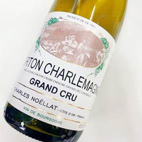 Last 30 Bottles, In-Stock Now! Charles Noellat Corton-Charlemagne 2014 fm HK$680/Bt and Other Charl