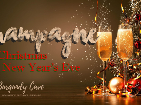 Champagne for Christmas & New Year's Eve, All Immediately Available