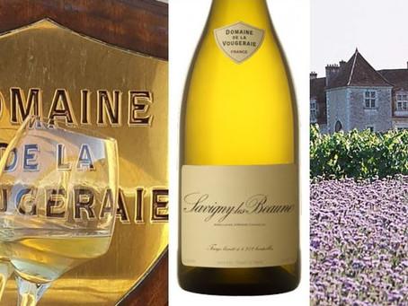 Only HK$390/Bt+! 2017 Domaine de la Vougeraie Savigny-Les-Beaune Blanc