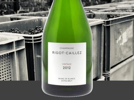 Arriving Soon! Rigot-Caillez 2012 Blanc de Blancs from HK$265 Per Bottle