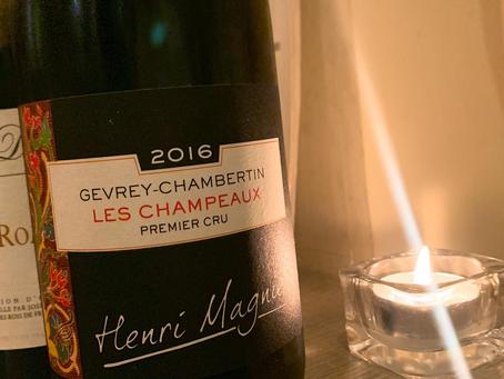 Tasted & Recommended! Henri Magnien Gevrey-Chambertin Champeaux 1er Cru 2016