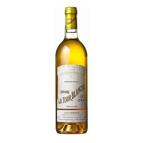 Sauternes (No labels) 1983 | La Tour Blanche (1*halves)