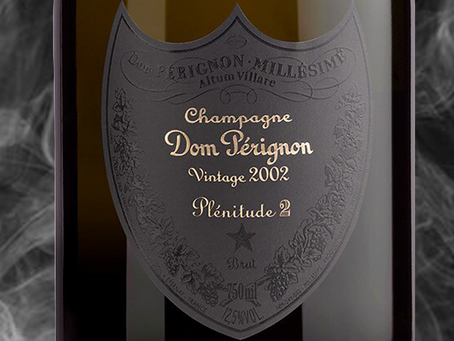 Arriving Next Week! 97+pts AG Dom Perignon P2 2002 at HK$2,300 Per Bottle and Other Dom Perignons Av