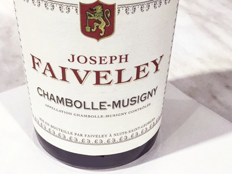 Faiveley Chambolle-Musigny 2014 and Other Village Selections from Just HK$380/Bt+