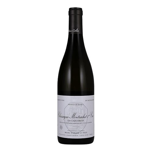 Chassagne-Montrachet Les Caillerets 1er Cru (Ex-domaine 2020) 2014 | Marc Colin