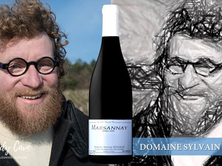 ONE TO WATCH: Domaine Sylvain Pataille - Marsannay Rouge 2017 from HK$275/Bt Only