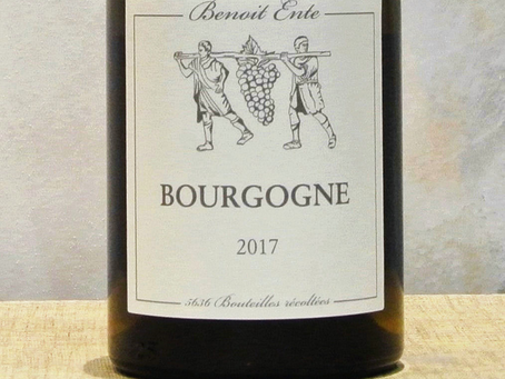 Newly Arrived! Benoit Ente Bourgogne Blanc 2017 at Only HK$390 Per Bottle