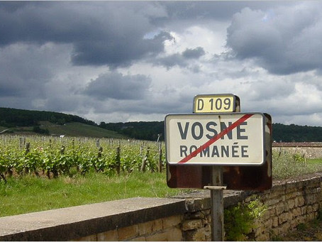 In-Stock Now! Excellent Selections from Vosne-Romanee incl. DRC, Leroy, Sylvain Cathiard, Thibault