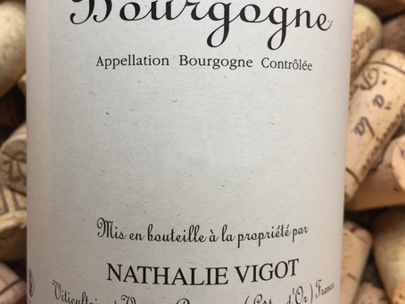 Rare Back-Vintage from Nathalie Vigot: Bourgogne Rouge 2013 at Only HK$330/Bt TodayInbox