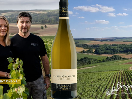 Chablis Les Clos Grand Cru 2016 from Domaine Pinson Freres for Just HK$460 per Bottle