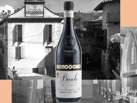 Best Price in the World! 1971 Borgogno Barolo Riserva at Only HK$790/Bt, In Stock Now