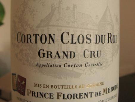DRC Corton Grand Crus by Domaine Prince Florent de Mérode from HK$2,200/Bt
