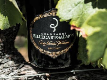 New Release! 2007 Billecart-Salmon 'Cuvée Nicolas-François' from HK$850/Bt