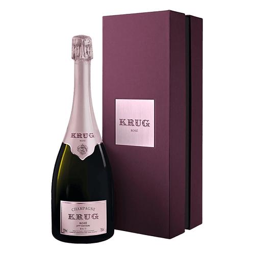Krug Rose Edition 24th (Gift-box) NV   Krug (1*75cl)