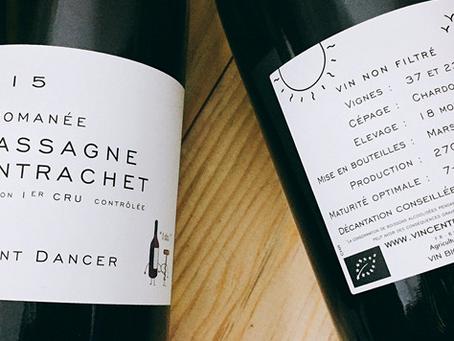 DON'T MISS! Vincent Dancer Chassagne-Montrachet La Romanee 1er Cru from 2010 to 2017