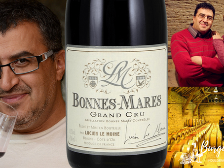 """""""Don't Miss!"""" 93-95pts AM, Lucien Le Moine Bonnes Mares Grand Cru 2011 Available in 75cl and 1.5L"""