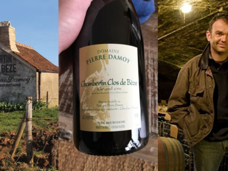 """""""A Wine of Style and Grace"""" Pierre Damoy Chambertin Clos de Bèze 2007, Ready To Drink Now!"""