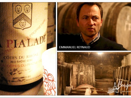 Chateau Rayas La Pialade 2014 at World's Best Price, and Chateauneuf-du-Pape Blanc 2005 and 2007