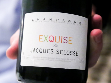 Special Offer! Jacques Selosse: Exquise and Rose at HK$2,380/Bt Only!