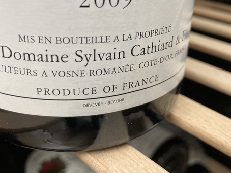 Our Latest Sylvain Cathiard Collection incl. Romanee-St-Vivant, Aux Malconsorts and more...
