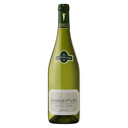Chablis Bougros Grand Cru (Ex-Domaine 2020) 2009 | La Chablisienne (1*75cl)